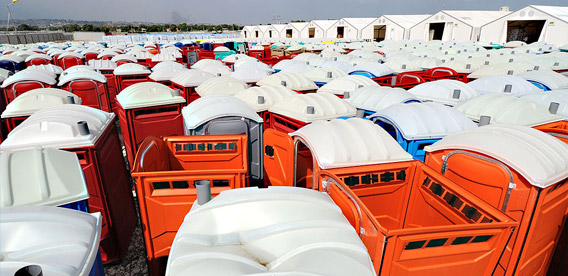 Champion Portable Toilets in Gastonia, NC